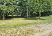 Nowe pole namiotowe w Czechyniu